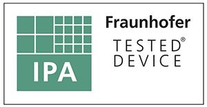 Сертификат чистого помещения FRAUNHOFER DA 9912-165. Соответствие классу чистого помещения ИСО 3