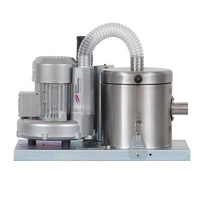4041100389 VHW210TX NELFISK Стационарный пылесос для автоматизированных производственных линий чистых помещений ИСО 7-8. Пылесборник для сухого мусора 6.5л,комплектуется фильтром HEPA14,L CLASS POLYESTER.Вариант исполнения-нержавеющая сталь