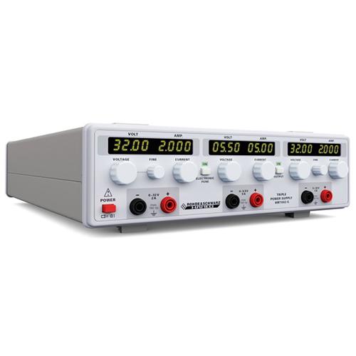 HM7042-5 ROHDE&SCHWARZ Источник питания постоянного тока,3-х канальный.