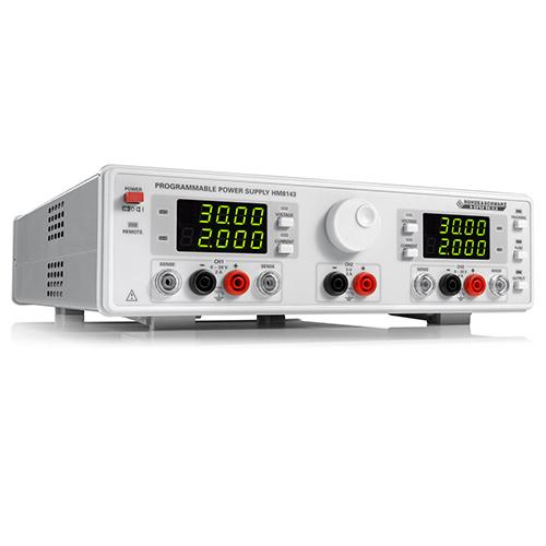 HM8143 ROHDE&SCHWARZ Источник питания постоянного тока,3-х канальный.
