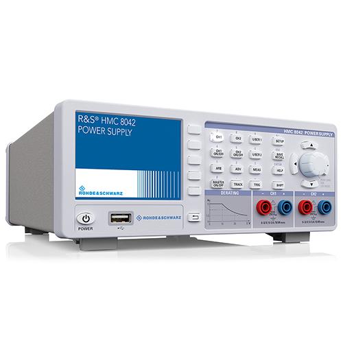 HMC8042 ROHDE&SCHWARZ Источник питания постоянного тока,2-х канальный.