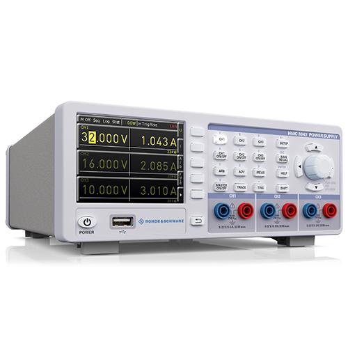 HMC8043 ROHDE&SCHWARZ Источник питания постоянного тока,3-х канальный.